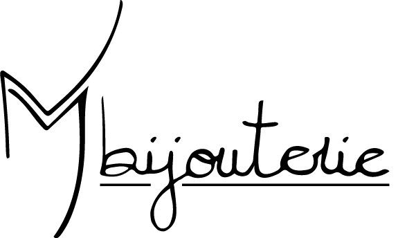 Logo Noir Mbijouterie